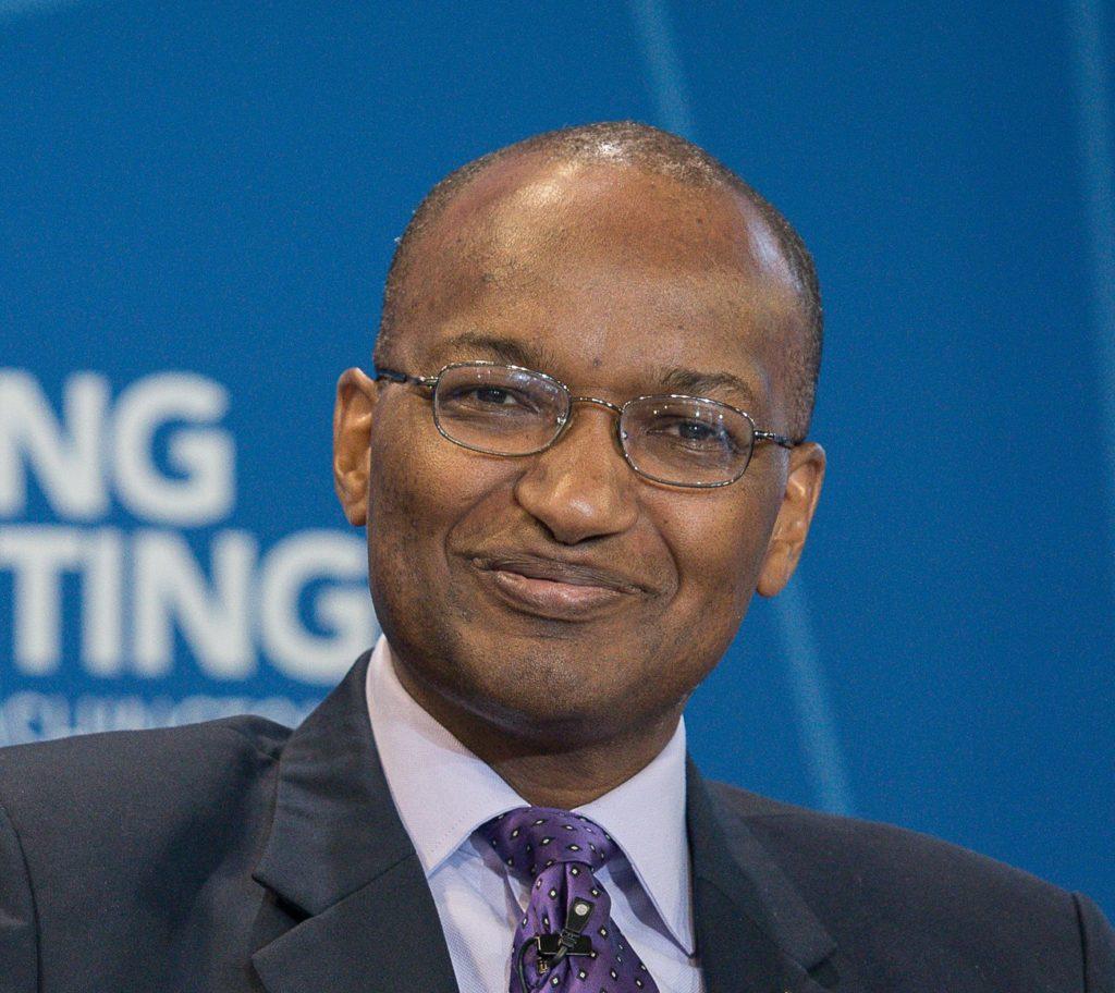 Dr. Patrick Njoroge Governor of the Central Bank of Kenya