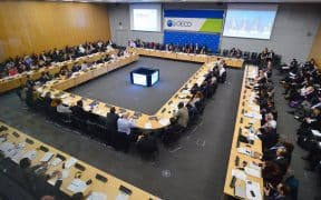 OECD Meeting room