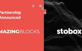 Amazing Blocks announces a partnership with Stobox